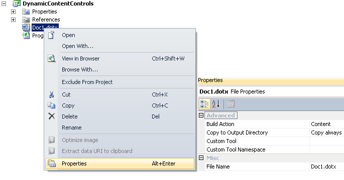 dotx file converter