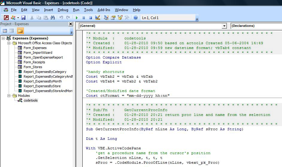 Five tips for writing better VBA code
