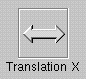 GLUI Translation Control X
