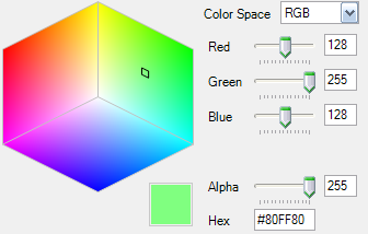 RGB,CMYK,HSB各种颜色表示的转换 C#语言 - brave-sailor - 博客园
