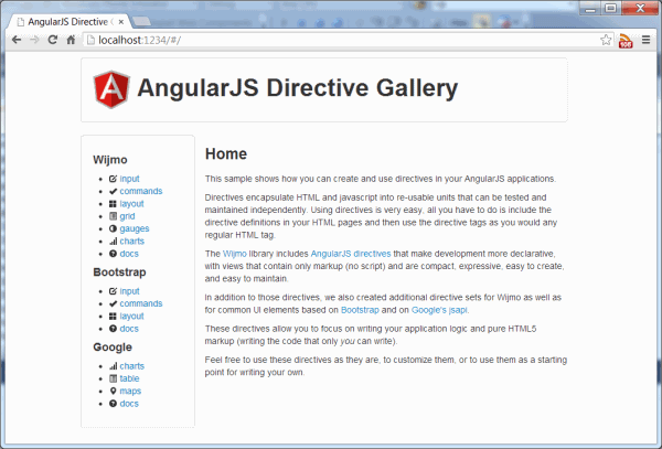 how to create tab by angularjs