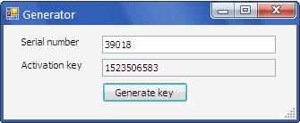 License Key Generator For All Softwares