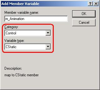 Add member variable