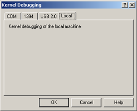 Local Debugging