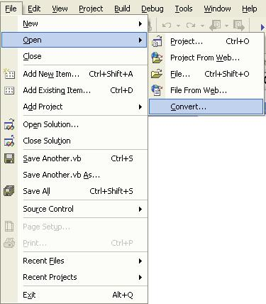 Convert code project tree view and database app to vb net VB NET