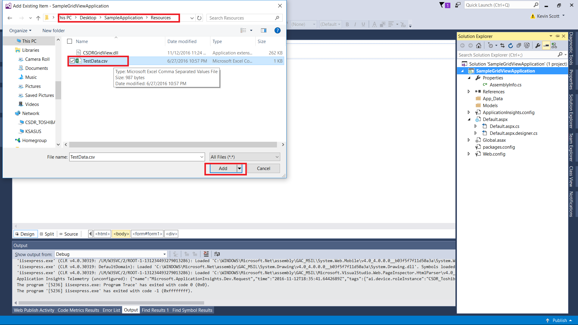 Using Resource Files In Aspnet Codeproject The Webbrowser Control