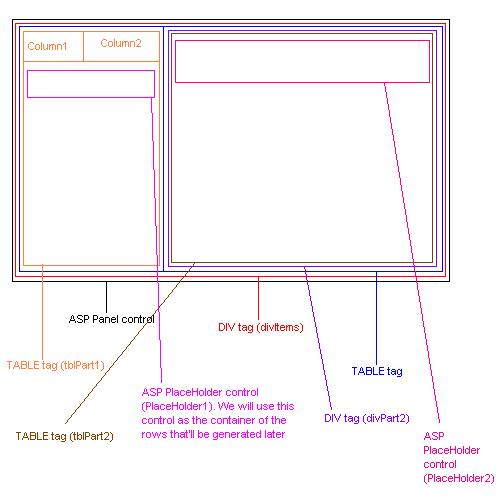 Freeze table header and columns codeproject for Html table column header
