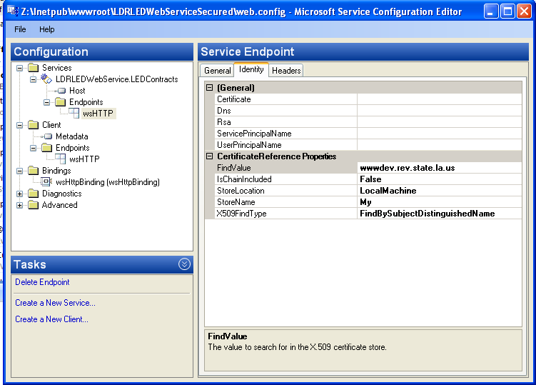 How To Configure WCF Security Using Only X 509 Certificates - CaOS
