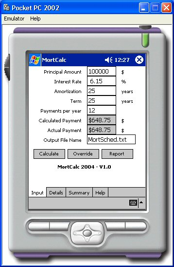 Pocket PC virtueller Sex