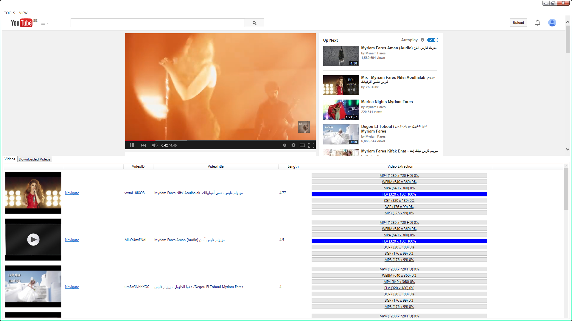 Youtubedownloader