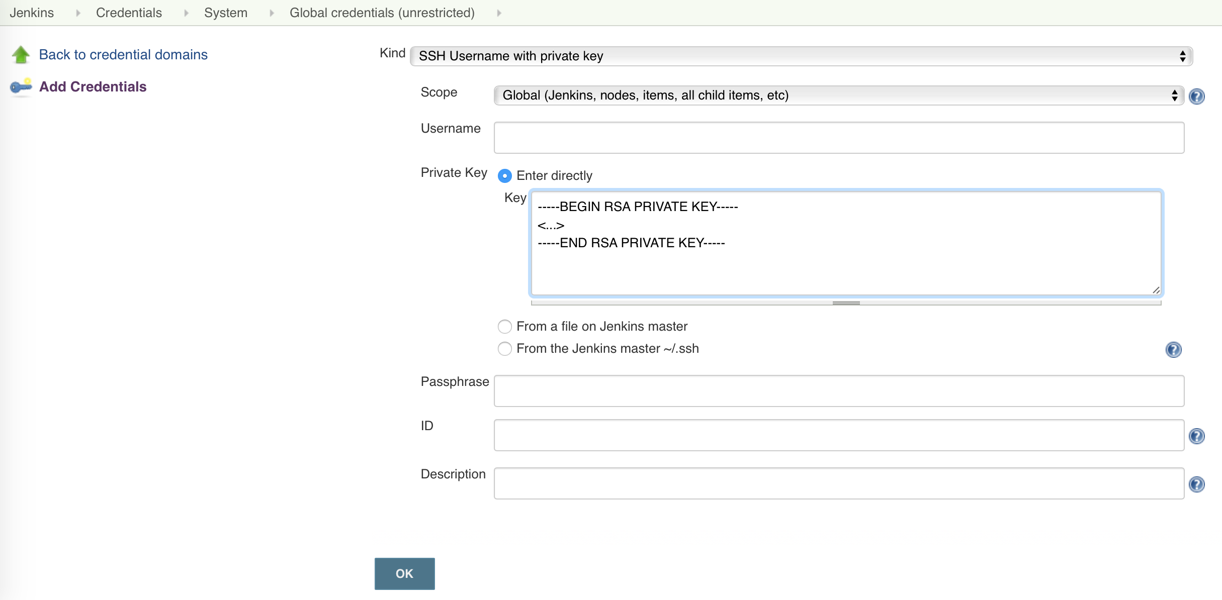 Deploy static web page from GitLab to Amazon S3 using