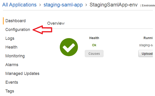 How to use SAML in an Angular JS Single Page Application
