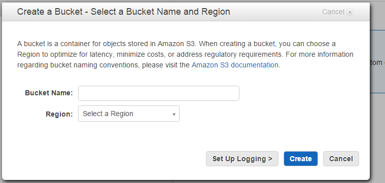 Store Files in Amazon S3 using AWS SDK in ASP NET MVC - CodeProject