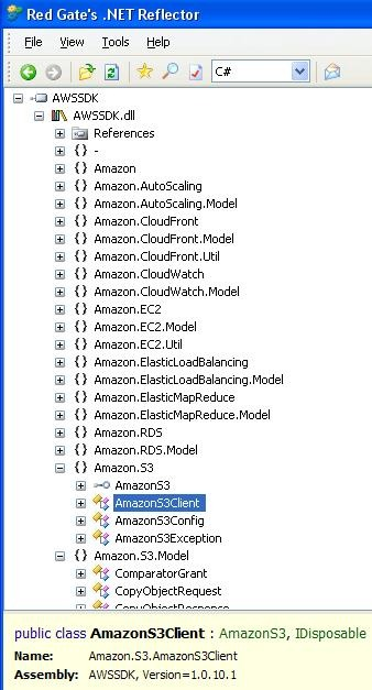 Exploring Amazon S3 with F# - CodeProject