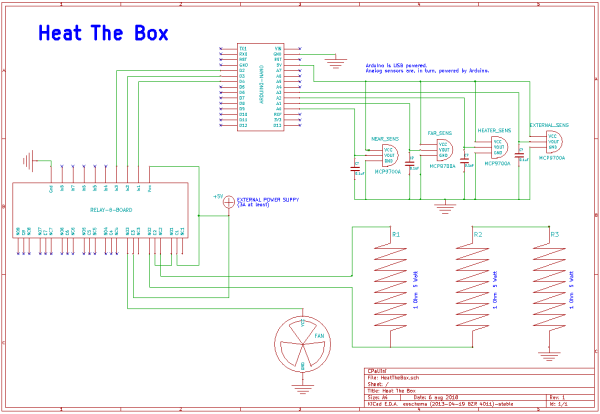 Heat The Box - Temperature Control with Arduino Nano - CodeProject