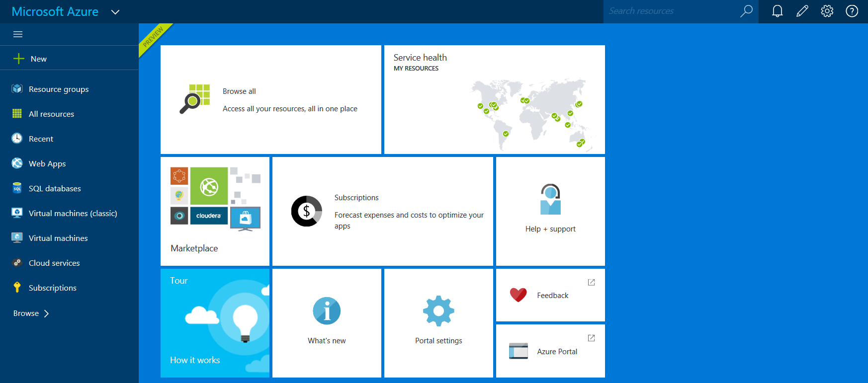 Getting Live Data from Twitter and Storing in Azure Blob