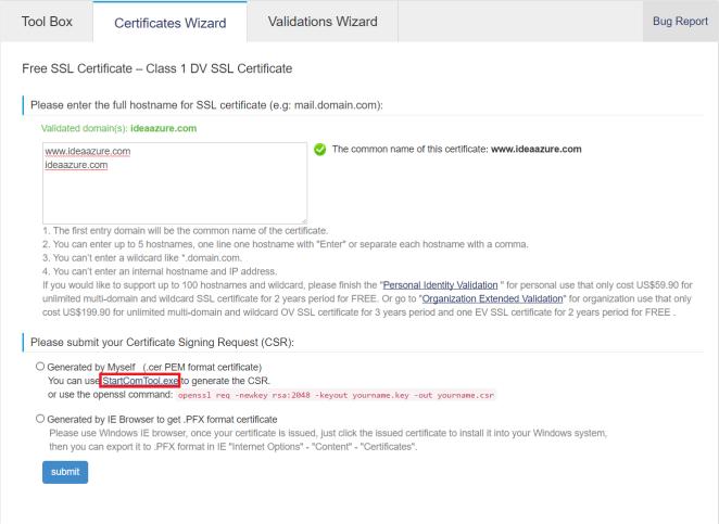 Custom Domains Ssl And Azure Codeproject