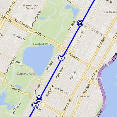 enRoute': Real-time NY City Bus Tracking Web App - CodeProject