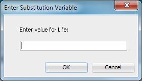 SubstituteVariableLife