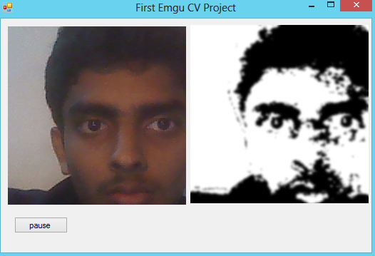Creating First Emgu CV Project - CodeProject