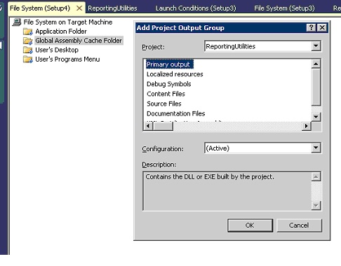 Installing a DLL into the Global Assembly Cache (GAC