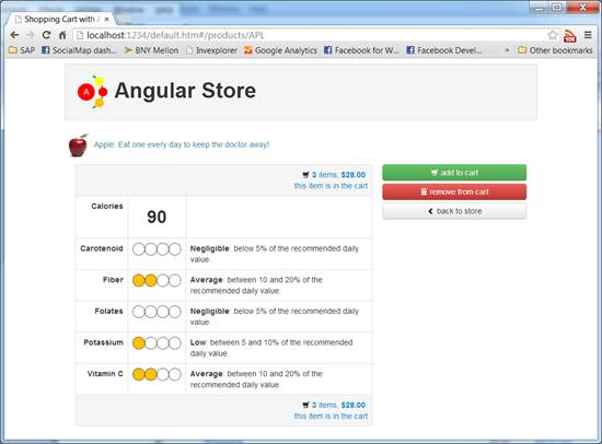 A Shopping Cart Application Built with AngularJS - CodeProject