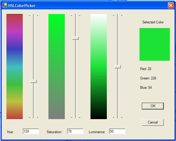 My Color Picker
