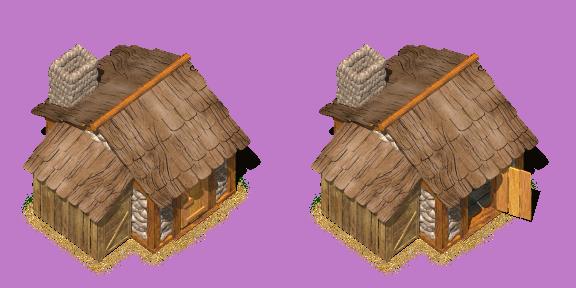 Farmhouse - the sprite