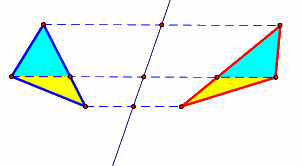 General triangle transformation