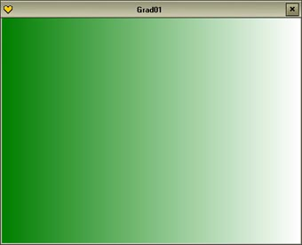 how to give border color gradient