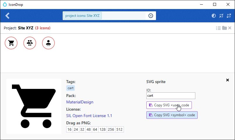 Desktop App to Automate SVG Sprites Generation - CodeProject