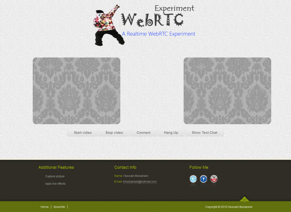 Video Conferencing using WebRTC - CodeProject