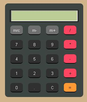 creating calculator using html css and javascript codeproject preview