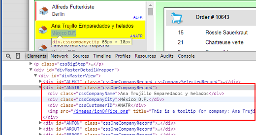 A Master Detail Example Using Json Angularjs Codeproject
