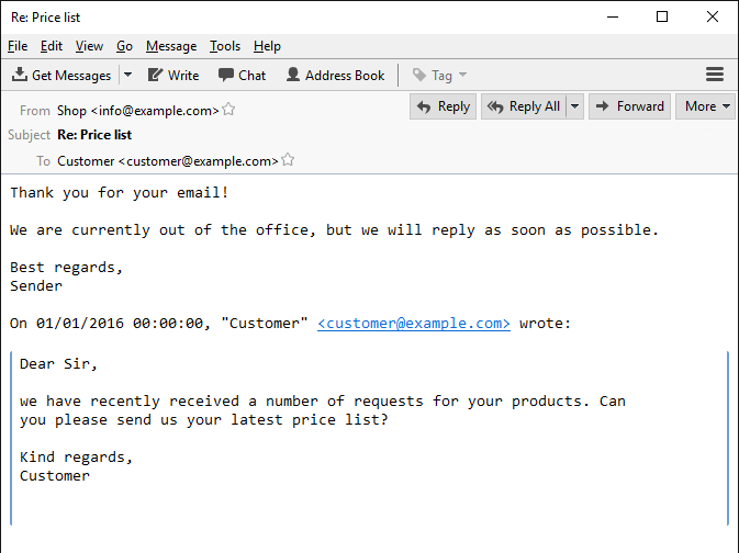 Create and Send An Email Reply in C# / VB NET - CodeProject