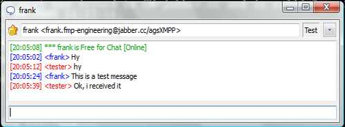 Creating a Jabber Client using the agsXMPP Library - CodeProject