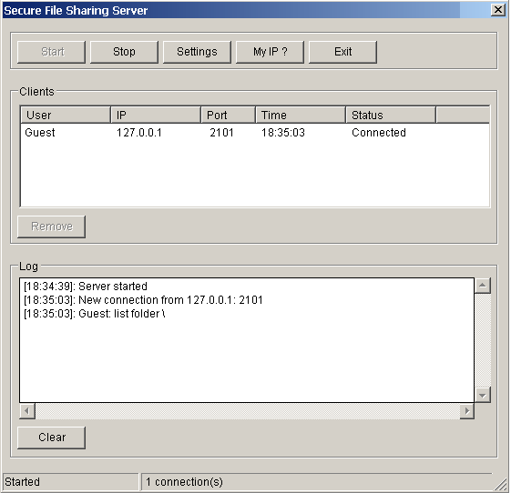 Building Client/Server applications with VB.NET for secure private ...