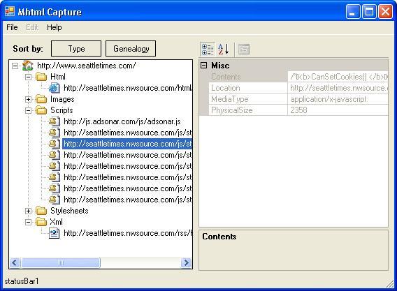 Download MHTML Converter