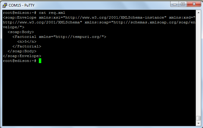 Calling SOAP WebService And Parsing The Result From Linux Shell, A