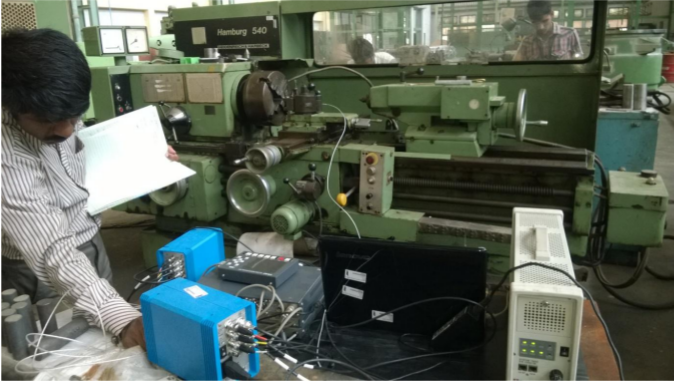 Industrial IoT based Machine Tool Condition Monitoring With GE