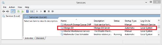 MongoDB Installation Scripts for Windows - CodeProject