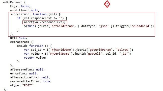 JqGrid Inline Editing - CodeProject