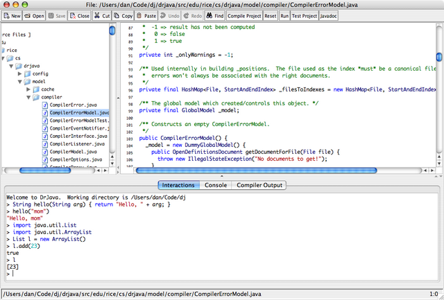 Tools for Programming Java (Part 1) – Java IDE (Integrated