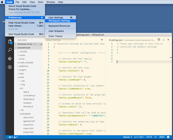 Get Started with Visual Studio Code - CodeProject