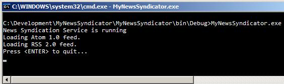 NewsSyndicatorConsole.JPG