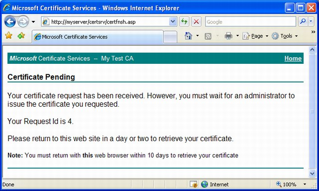 Securing WCF Services with Certificates - CodeProject