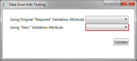 Wpf Set Value Of Bound Object Property
