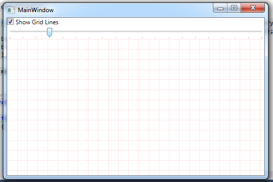 Drawing Lines In Wpf C : Show gridlines on canvas with size slider wpf codeproject