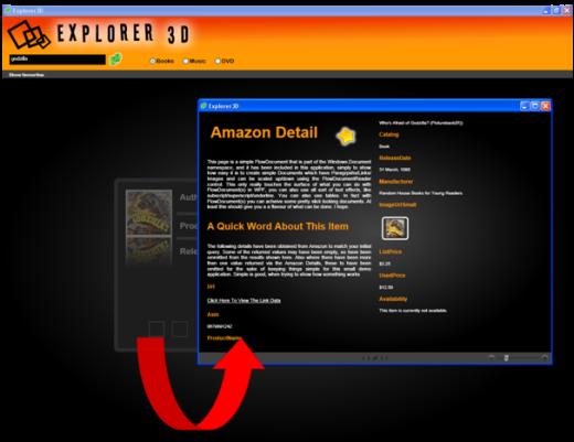 WPF Amazon Explorer Using 3D - CodeProject