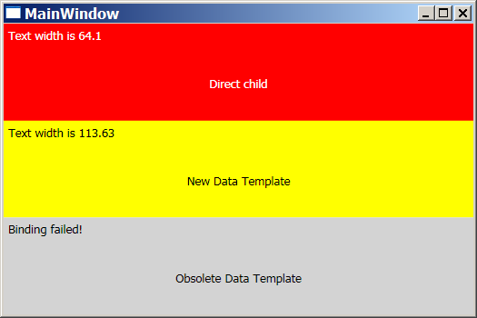 Creating WPF Data Templates in Code: The Right Way - CodeProject